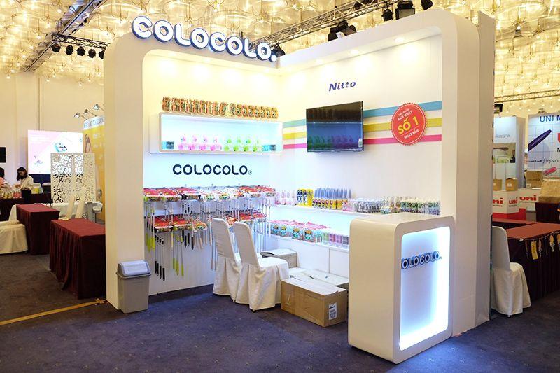 COLOCOLO at FEEL JAPAN 2019 Vietnam - source: kilala