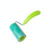cây lăn lông chó mèo tĩnh điện màu xanh lá