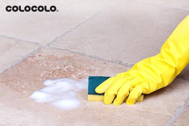vệ sinh sàn nhà