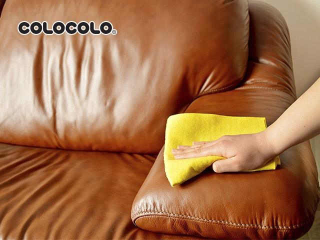 Hạn chế lau ghế bằng chất tẩy rửa mạnh