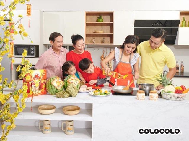 Phòng bếp - Nơi ảnh hưởng trực tiếp đến sức khỏe của cả nhà