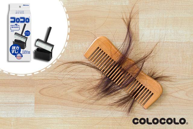 thói quen gây rụng tóc