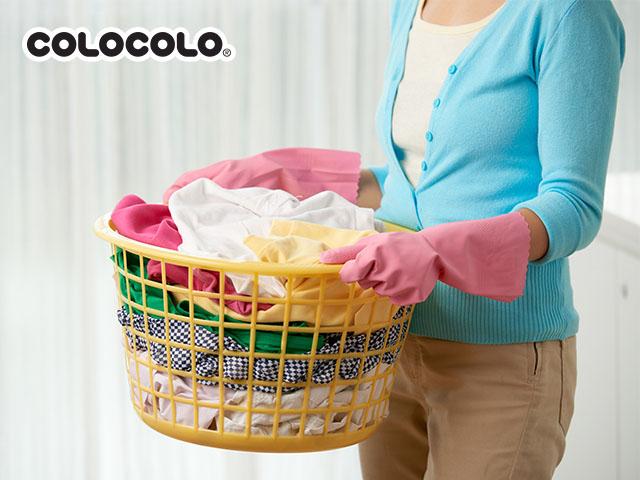Cải thiện tình trạng bằng cách giặt quần áo không dùng bột giặt