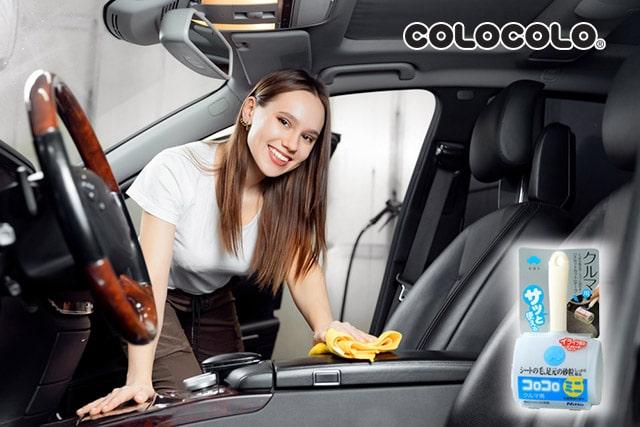 dụng cụ vệ sinh nội thất ô tô