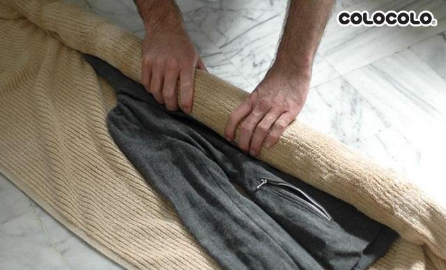 giặt áo dạ