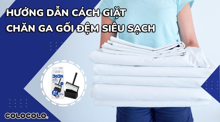 giặt chăn