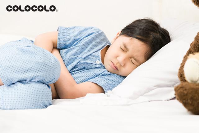 những bệnh thường gặp ở trẻ em